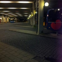 Photo taken at Busstation Van Knobelsdorffplein by Bram D. on 10/1/2012