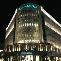 Photo taken at Daimaru by Yoshihisa M. on 12/29/2012