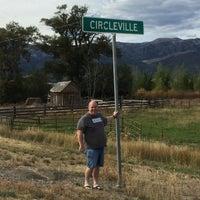 Photo taken at Circleville by Jeff S. on 10/15/2015