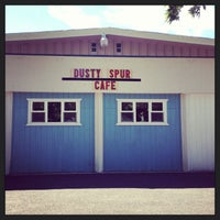 Photo taken at The Dusty Spur Cafe by Jeff S. on 7/4/2013