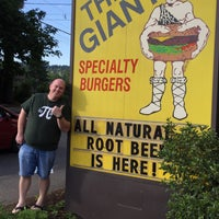 Photo taken at Giant Drive In by Jeff S. on 7/24/2015