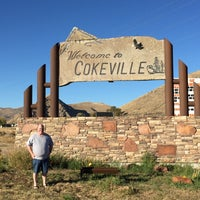 Photo taken at Cokeville, WY by Jeff S. on 9/19/2015