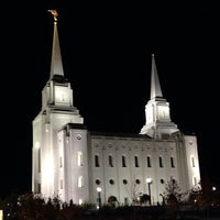Photo taken at Brigham City Utah Temple by Jeff S. on 10/27/2013