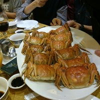 Photo taken at Ming Garden Restaurant 名苑酒家 by K. M. on 11/7/2014