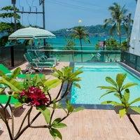 Photo taken at Patong Swiss Hotel Phuket by Accommodation P. on 7/3/2016
