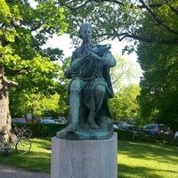Photo taken at Restaurang Hasselbacken by Magnus R. on 5/25/2013
