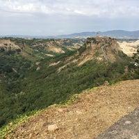 Photo taken at Civita di Bagnoregio by Valera H. on 7/21/2017