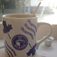 Photo taken at BLENZ COFFEE 神田小川町店 by Masahiko K. on 2/9/2013