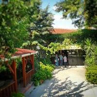 Photo taken at Cibali Lisesi by Oguzhan O. on 8/27/2014