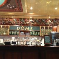 Photo taken at Dôme Café by Via C. on 1/20/2013
