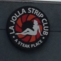 Photo taken at La Jolla Strip Club by Sylvia P. on 6/6/2013