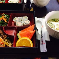 Photo taken at Bon Sushi by AhYoung J. on 9/9/2014