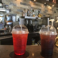 Photo taken at Joe Black Coffee Bar by AhYoung J. on 7/15/2017