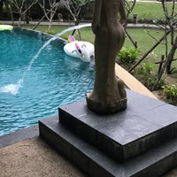 Photo taken at Nangthong Bay Resort by Lang W. on 4/26/2017