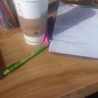 Photo taken at Starbucks by Kathy K. on 10/11/2014