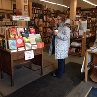 Photo taken at Magers & Quinn Booksellers by Kathy K. on 3/9/2014