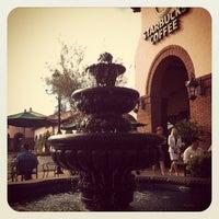 Photo taken at Starbucks by Tianna T. on 10/15/2012