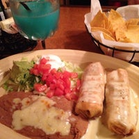 Photo taken at Lunada Mexican Grill & Cantina by Heather on 11/23/2014