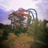 Photo taken at Zoombezi Bay Waterpark by Heather on 9/2/2013