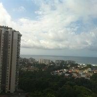 2/23/2013 tarihinde Miguel S.ziyaretçi tarafından Barra da Tijuca'de çekilen fotoğraf