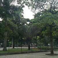 Photo taken at Praça General Osório by Cesar B. on 3/27/2013