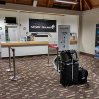 Photo taken at Taupo Airport (TUO) by Sven L. on 1/26/2015