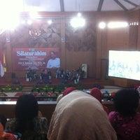 Photo taken at Balai Pertemuan Umum (BPU) by Mia M. on 7/13/2016