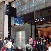 Photo taken at ZARA 大阪心斎橋店 by Masapie on 7/25/2015