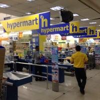 Photo taken at hypermart by Masapie on 8/31/2016