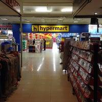 Photo taken at hypermart by Masahiro K. on 8/12/2016