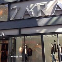 Photo taken at ZARA by Masapie on 10/17/2015