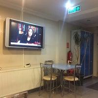 Photo taken at ETM Enerji Telekom Müh. Hiz. AŞ by Burak E. on 12/15/2016