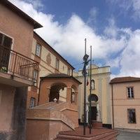 Photo taken at Comune Di Boissano by Andrea R. on 8/28/2016
