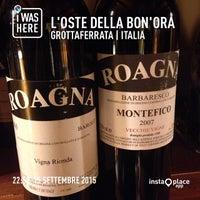 Foto scattata a L'Oste Della Bon'Ora da Andrea R. il 9/15/2015