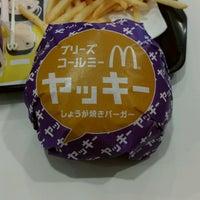 Photo taken at McDonald's by Nagatsu M. on 3/2/2017