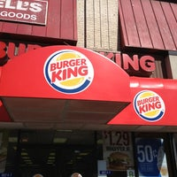 Photo taken at Burger King by Dan Q. on 7/6/2013