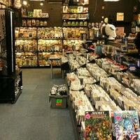 Photo taken at Newbury Comics by jimmy s. on 3/25/2013