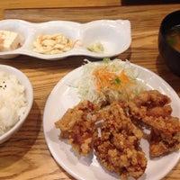 Photo taken at わたしの食卓 白島店 by のだなのだ on 7/14/2016