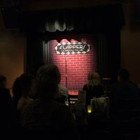 Photo taken at Flappers Comedy Club by Paul E. on 5/12/2014