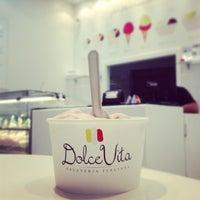 Foto tirada no(a) Dolce Vita Gelateria Italiana por @juliogn em 3/4/2013