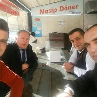 Photo taken at Nasip Döner by Emre K. on 12/25/2015