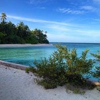 Photo taken at Asdu Sun Island by Peter F. on 8/7/2014