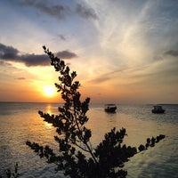 Photo taken at Asdu Sun Island by Peter F. on 8/6/2014