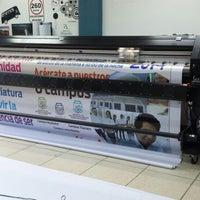 Photo taken at Impresos Alejandra by Mauro A. on 8/11/2014