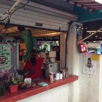 Photo taken at Cafe El Expresso Sayulita by Stephanie S. on 1/13/2015