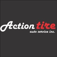Photo taken at Action Tire Auto Service Inc, by Rafael F. on 7/21/2014