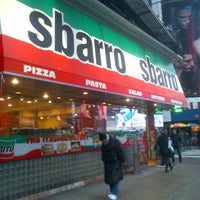 Photo taken at Sbarro by Raad T. on 3/7/2013