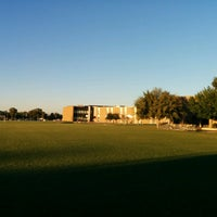 Photo taken at Fort Worth Country Day School by Minh N. on 10/21/2016