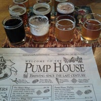Photo taken at The Pump House Brewery and Restaurant by Jenn B. on 9/27/2012