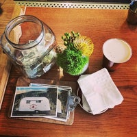 8/16/2014にThe T.がStumptown Coffee Roastersで撮った写真